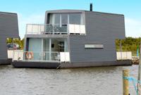 Hausboote mit Luxus-Ambiente