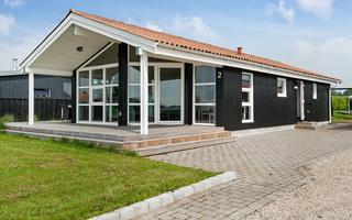 8 persoons vakantiehuis in Følle Strand