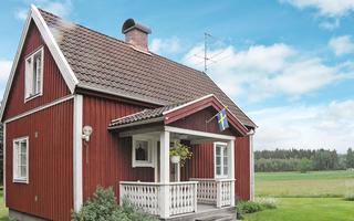 4 persoons vakantiehuis in Gullspång