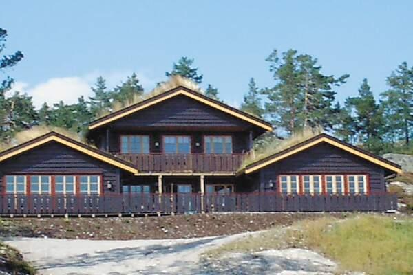 17 persoons vakantiehuis in Noorwegen