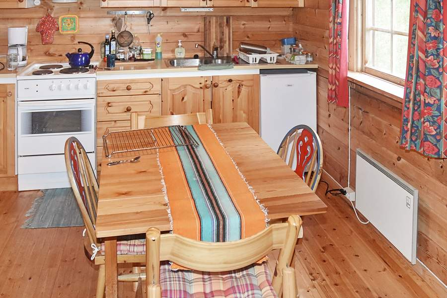 5 persoons vakantiehuis in Zuidelijke Fjorden