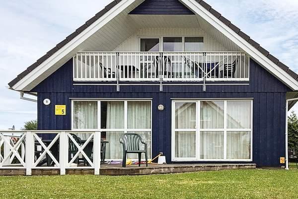 8 persoons vakantiehuis in Duitsland