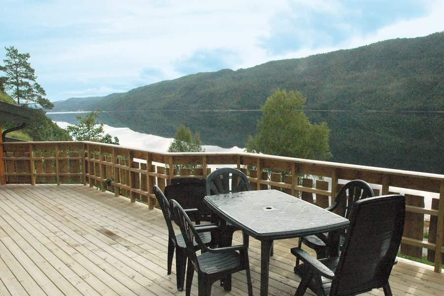 6 persoons vakantiehuis in Centraal Noorwegen/Trondheim