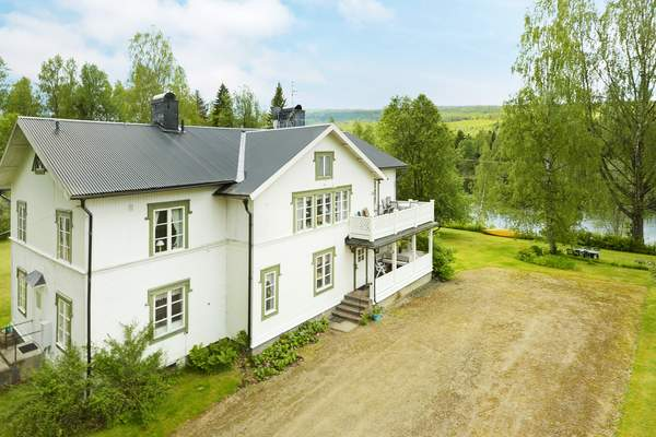 10 persoons vakantiehuis in Zweden