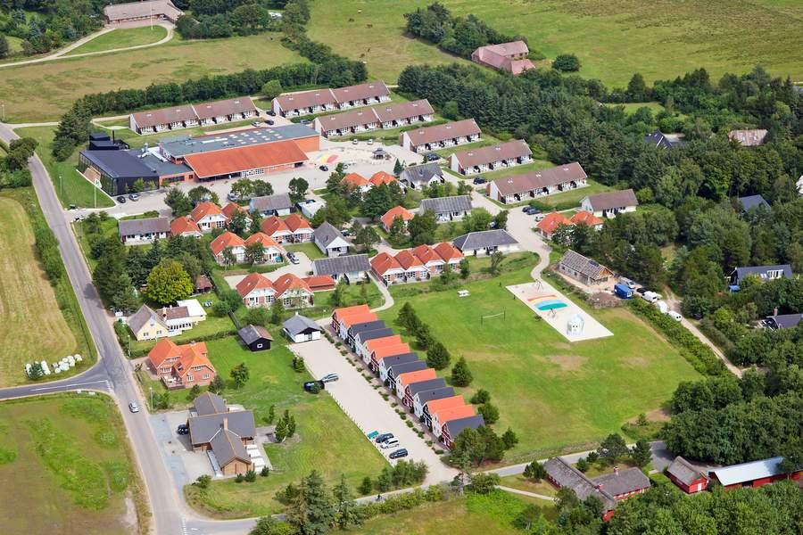 Vakantie in Vakantiepark Danland Ho Feriecenter in Ho in Denemarken