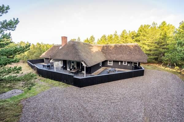 12 persoons vakantiehuis in Zuidwest-Jutland