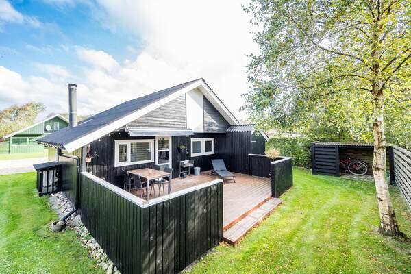 5 persoons vakantiehuis in West-Jutland midden