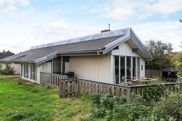 9 persoons vakantiehuis in West-Jutland midden