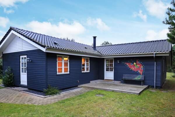 7 persoons vakantiehuis in Noordoost-Jutland