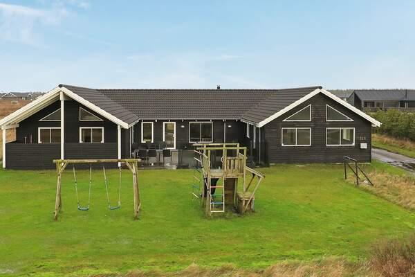 20 persoons vakantiehuis in Noordwest-Jutland