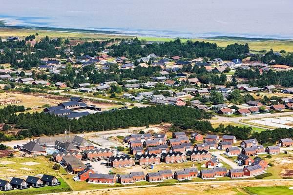 Vakantie in Vakantiepark Danland Rim Rømø in Rømø in Denemarken