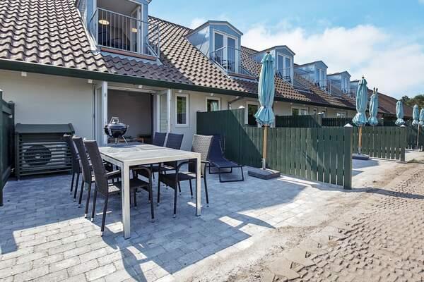 6 persoons vakantiehuis in Zuid-Sjælland
