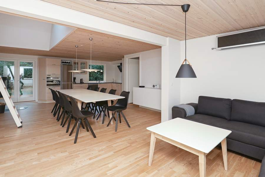 10 persoons vakantiehuis in Noordoost-Jutland