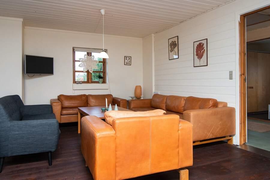 7 persoons vakantiehuis in Oost-Jutland midden