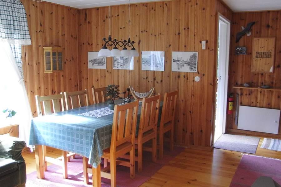 4 persoons vakantiehuis in Midden-Zweden