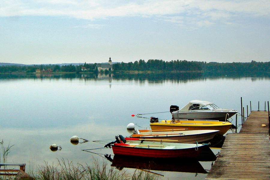 6 persoons vakantiehuis in Noord-Zweden