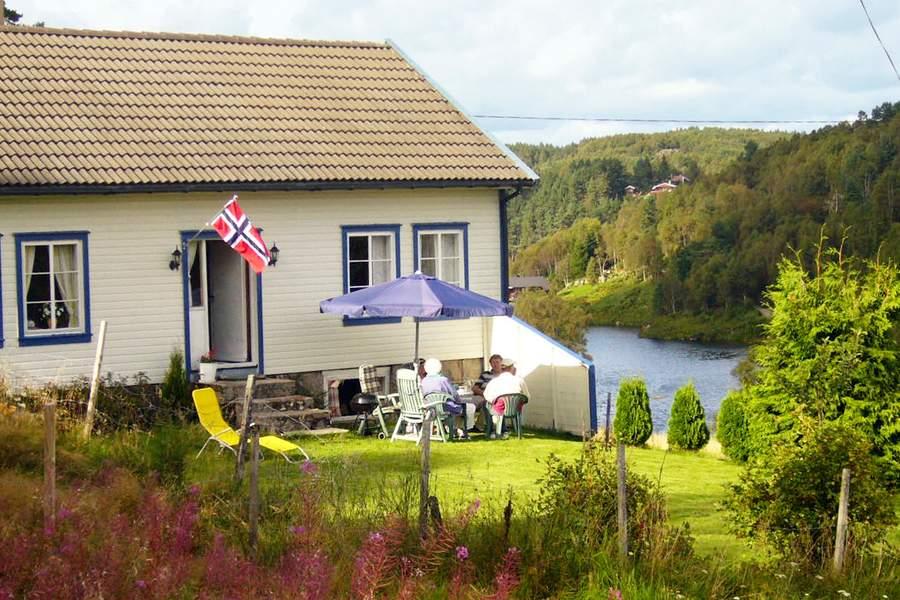 6 persoons vakantiehuis in Zuid-Noorwegen