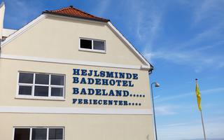Vakantiepark Danland Hejlsminde Badehotel in Denemarken