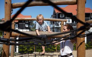 Vakantiepark Danland Bogense in Denemarken