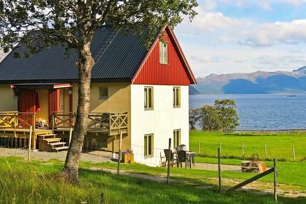 ksnes vester len nordland norwegen ferienhaus 29683. Black Bedroom Furniture Sets. Home Design Ideas