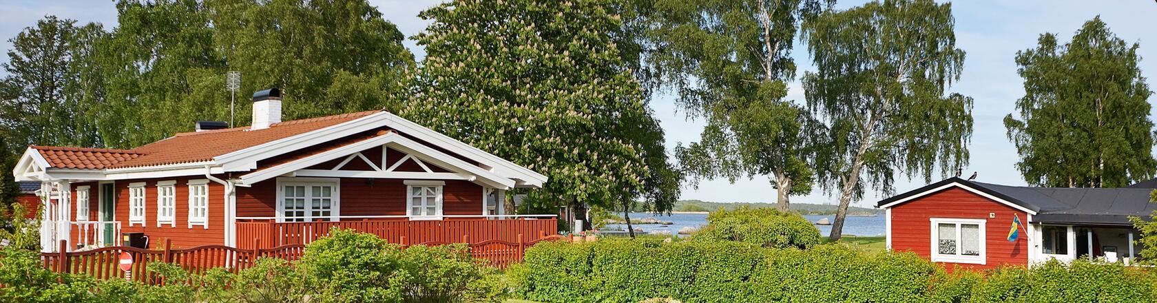 holmsj in schweden mieten sie ein ferienhaus bei dancenter. Black Bedroom Furniture Sets. Home Design Ideas
