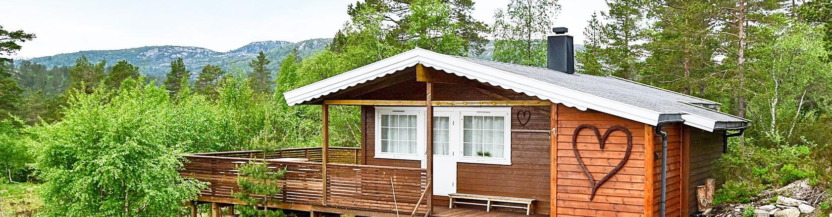bykle in norwegen mieten sie ein ferienhaus bei dancenter. Black Bedroom Furniture Sets. Home Design Ideas